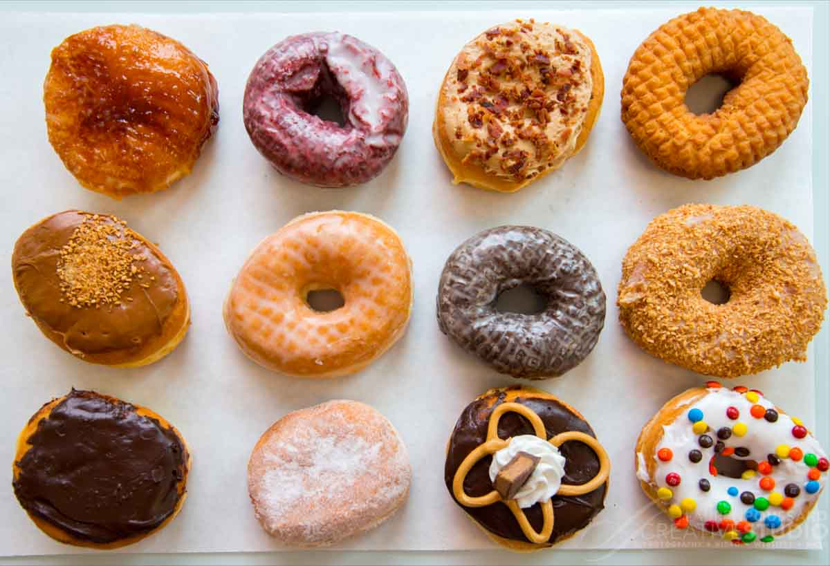 food photography danvers boston beverly lpcs kanes donuts saugus